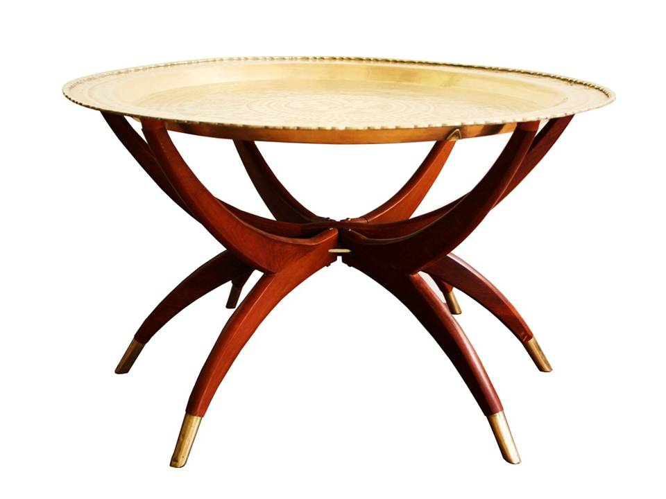 High Street Market Midcentury Spider Coffee Table