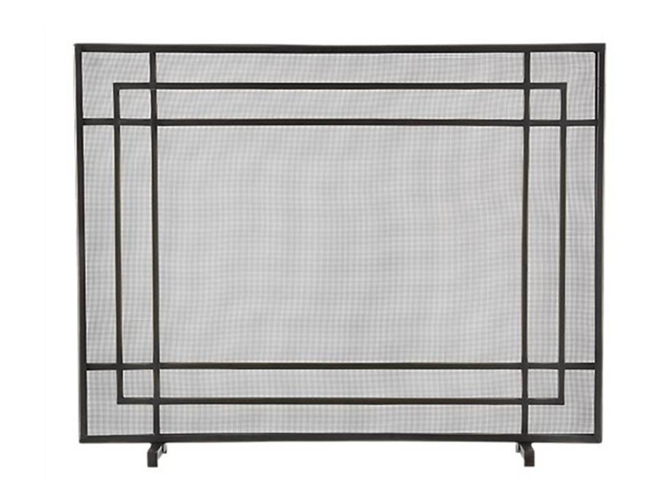 high street market chic fireplace screens
