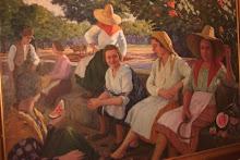 Pintura de Tavares Correia
