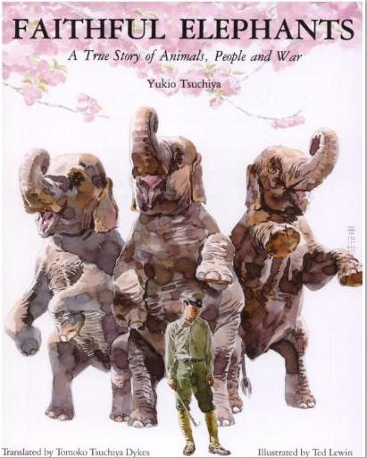 an analysis of the plot in the faithful elephant by yukio tsuchiya Buy faithful elephants: a true story of animals, people, and war reprint by yukio tsuchiya, ted lewin (isbn: 9780395861370) from amazon's book store everyday low prices and free delivery on.