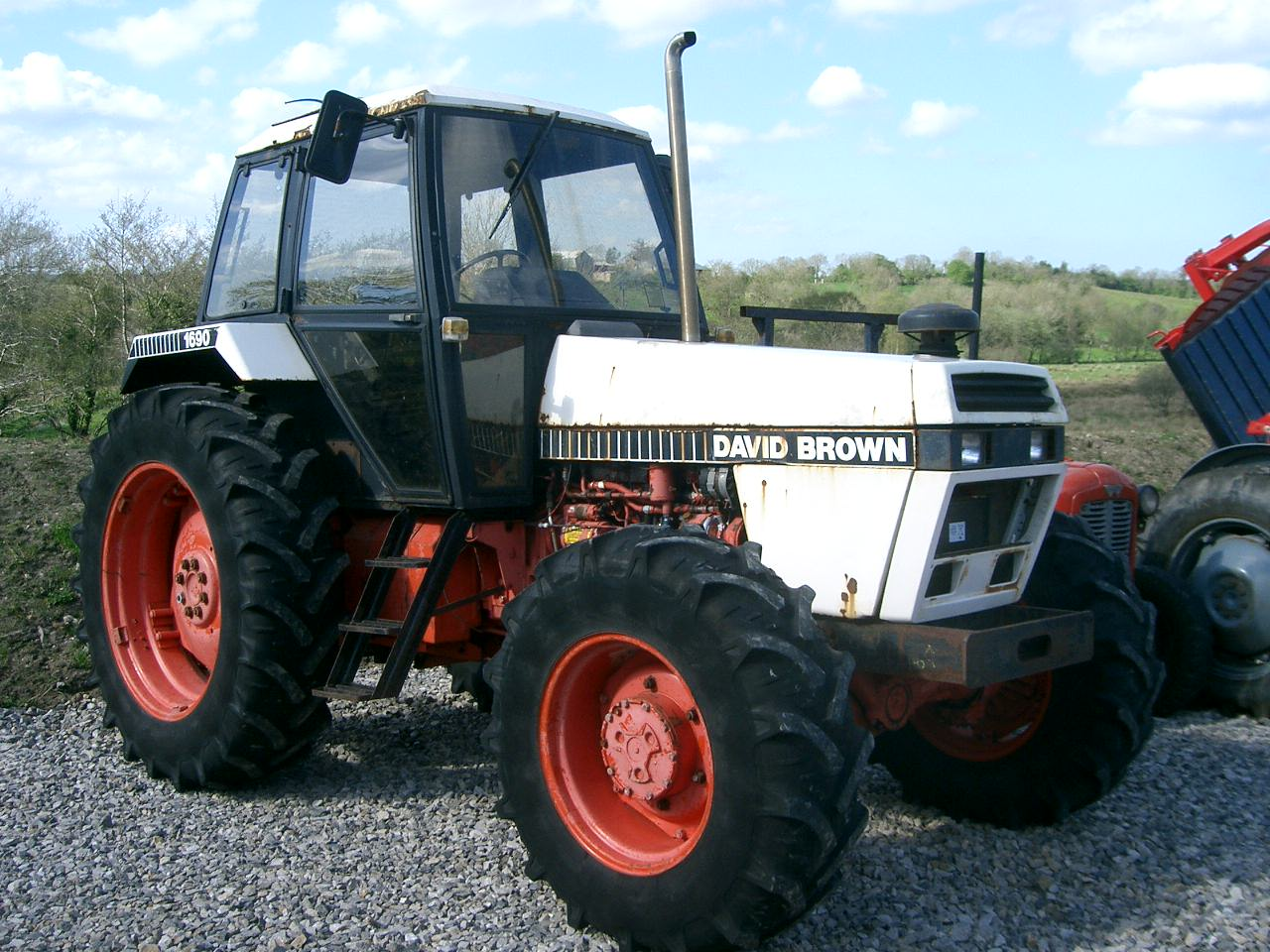 1000  Images About David Brown Tractors On Pinterest