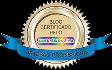 Certificado pelo Armazém do E.V.A