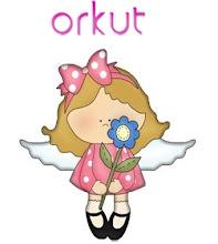 Orkut Anjinho Colorido