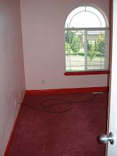 kynlee's room before we painted it