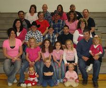 My whole family 4-12-09