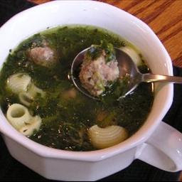 Italian Wedding Soup (WITH FINESSE!)