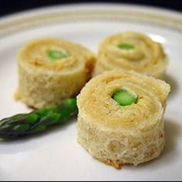 Asparagus Rolls recipe