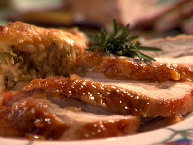 Roasted turkey breast recipes
