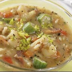 Louisiana Shrimp Gumbo