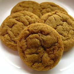 Christmas Soft Gingersnaps