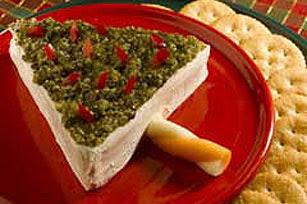 Cheesy Christmas Tree Recipe