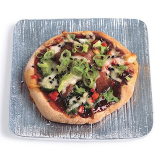 duck pizza with hoisin and scallions recipe duck pizza with hoisin and ...