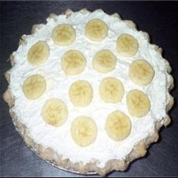 Banana Carmel Pie