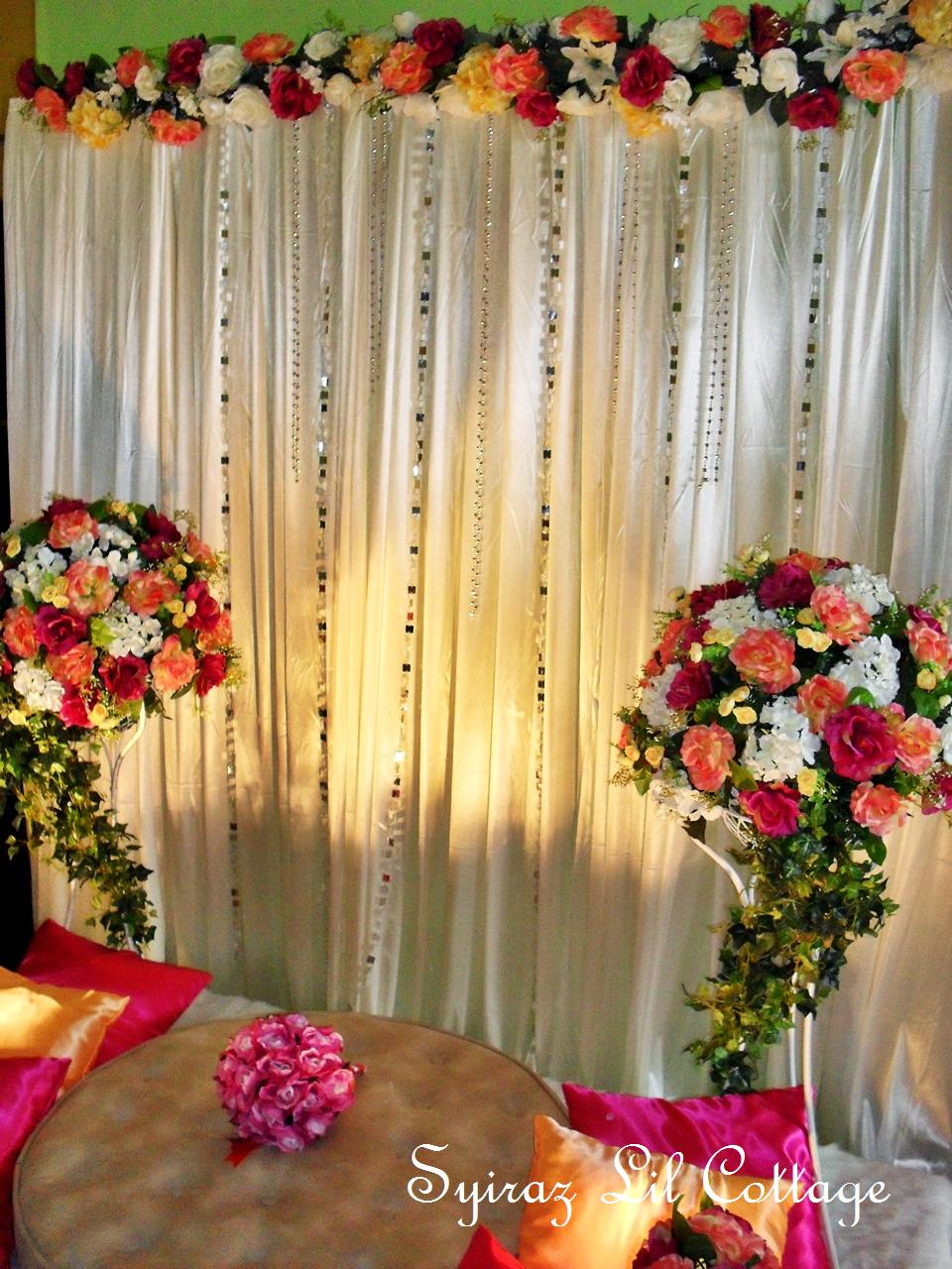 P S We Manage To Do Other Style Mini Pelamin Will Design It For You Sure