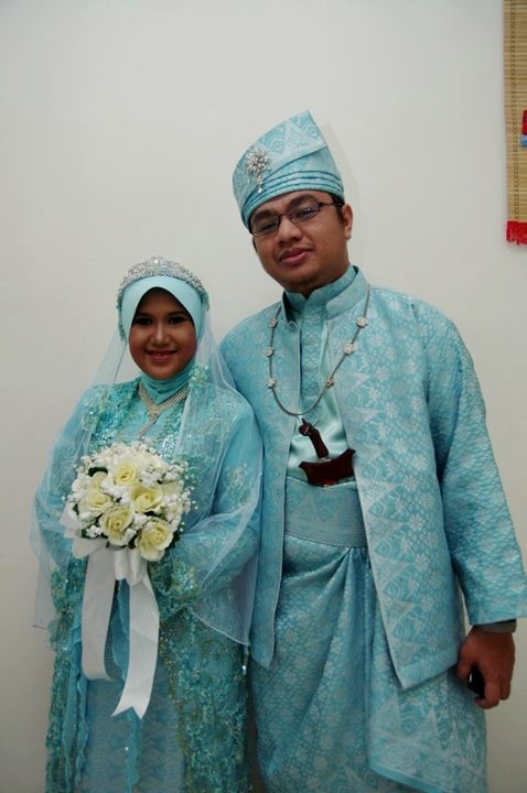Tiffany Blue Wedding Nurul Nuzul 39s Reception Theme Tiffany Blue