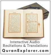 Qur'an xplorer