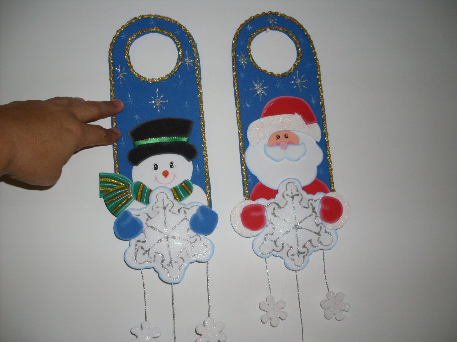 Pintando con hilos blog de punto de cruz ideitas de fomi - Manualidades para navidades ...