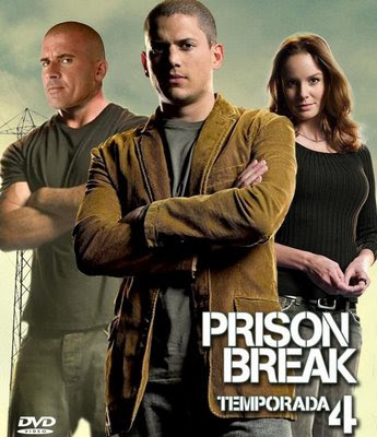 Prison Break 4ª Temporada Episódio 09 Dublado