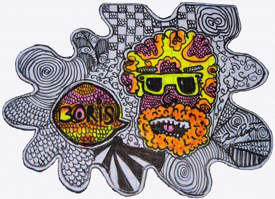 ... pluma y que mis dibujos sean muy psicodelicos y tegan muchos detalles