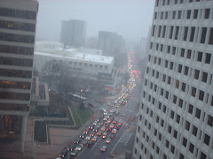 "Atlanta Traffic in the ""Snow Flurries"""
