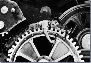 Charlie Chaplin, Tempi Moderni