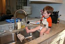 Kitchen Sink Play