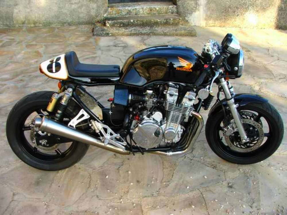 cbr f2 cafe racer two seater