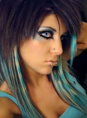 Emo Hair Bangs