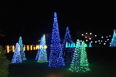 Vert Bellingrath Gardens Christmas Lights
