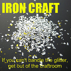 Iron Craft Challenge