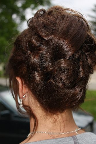 Prom hairstyle 2010 tips for you 2010 prom season is upon us, but if you are a teenager, you probably began to plan a ball for months.