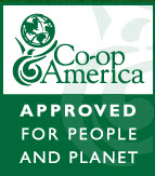 Co-op America Approved!