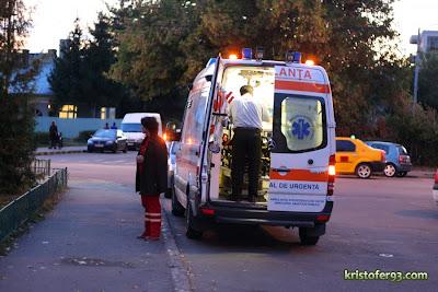 Foto: Alarma falsa cu bomba in Bacau, la Luceafarul