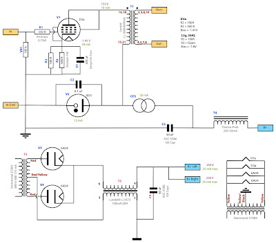 Guitar Wiring Diagrams Guitar Tube   Repair besides Effects Loop Schematic besides Lowvolt also 429812358159055827 furthermore Tube Screamer Mix Control. on effect pedal schematics