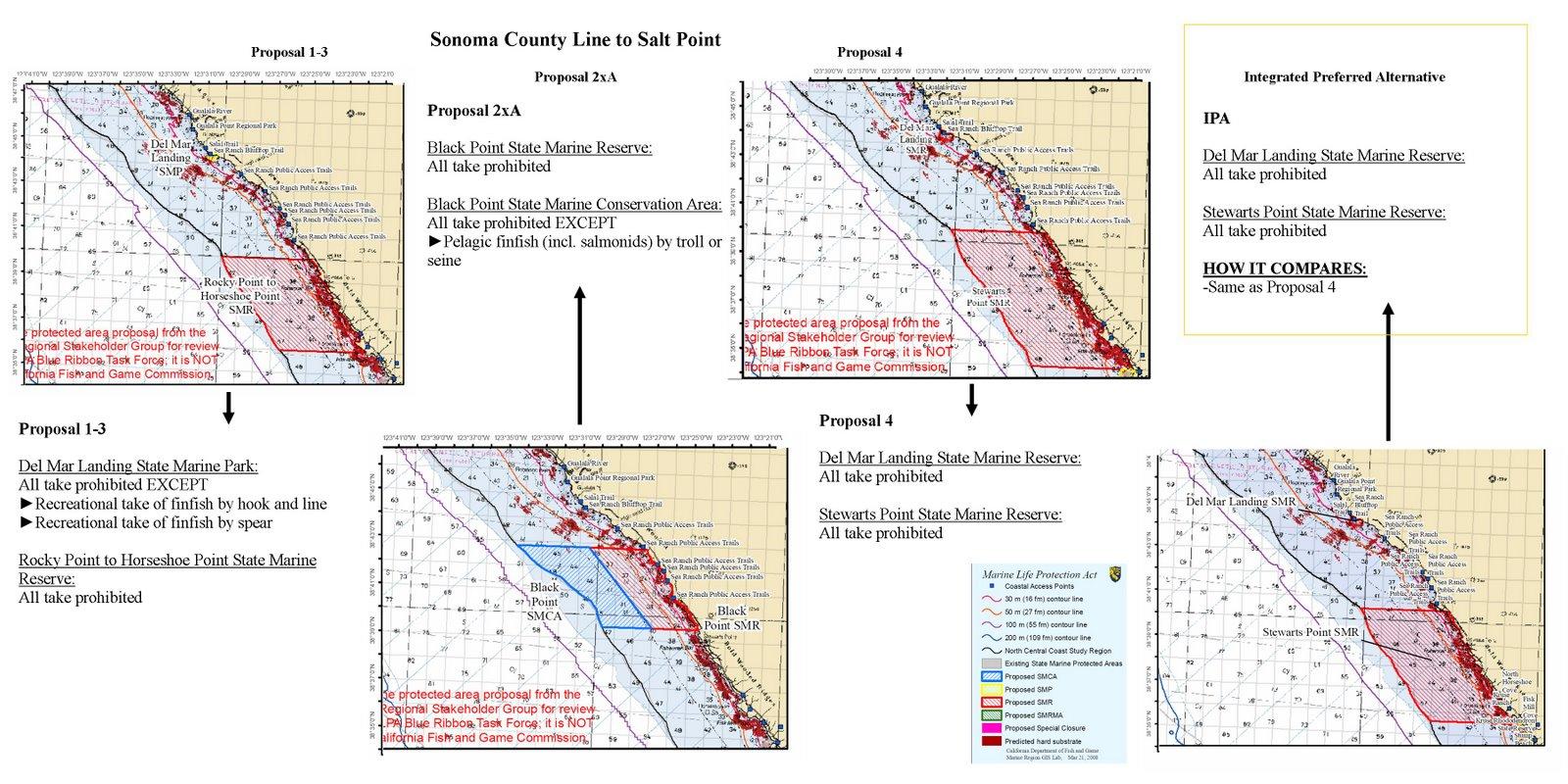 Sonoma County to Salt Point