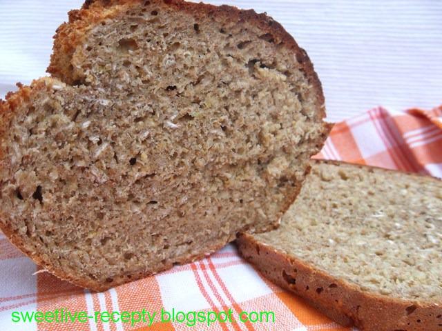 Dietny chlieb recept