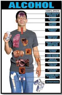 Pengaruh Alkohol Terhadap Organ Tubuh