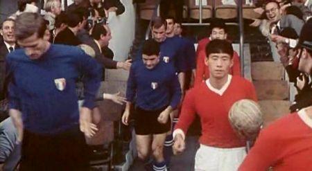 Resultado de imagem para 1966  coreia do norte