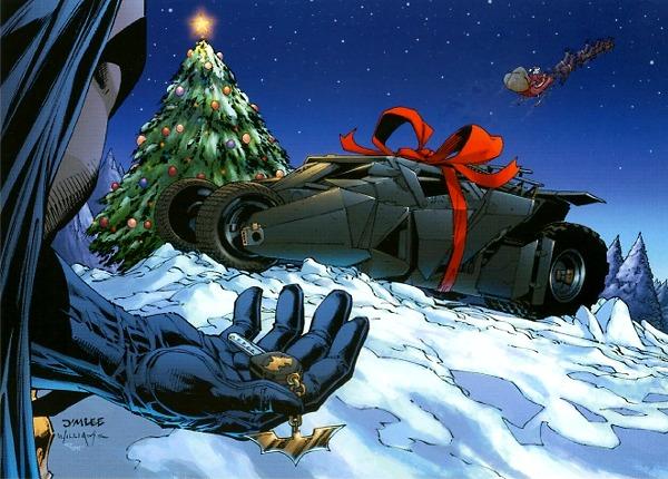 BAT - BLOG : BATMAN TOYS and COLLECTIBLES: MERRY CHRISTMAS! Batman ...
