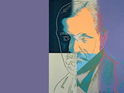 andy warhol art fan page warhol wednesday sigmund freud portrait art print