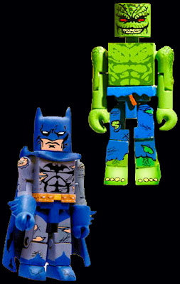 Batman Toys: KILLER CROC Villain Character