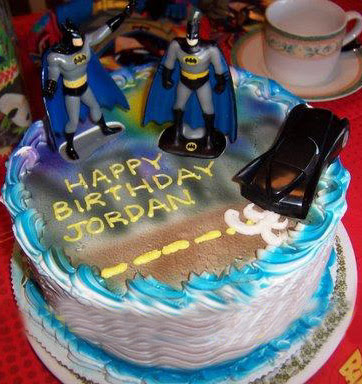 batman birthday parties