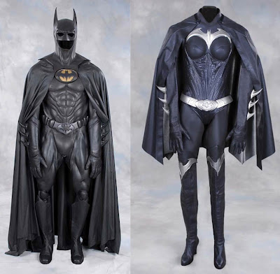 Batman+and+batgirl+costumes