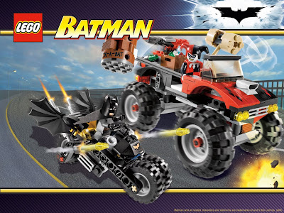 lego batman wallpaper. BATMAN LEGO TOYS Playset