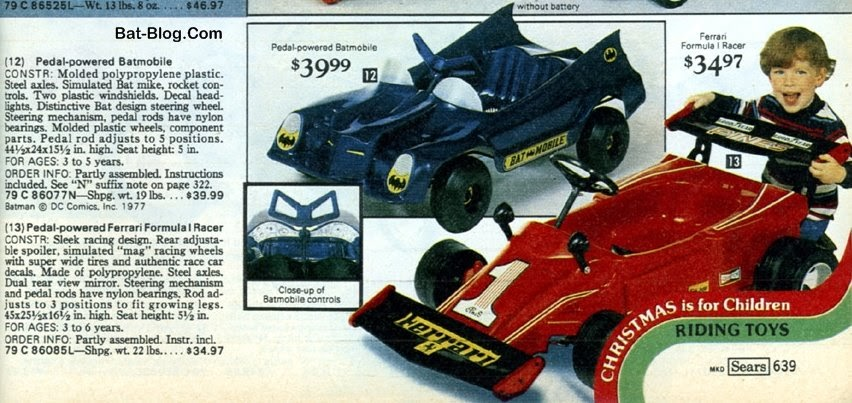 Sears Toys For Boys : Bat batman toys and collectibles sears toy