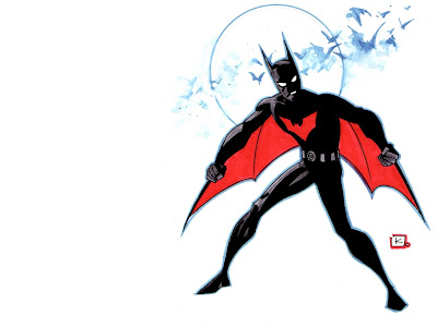 wallpaper batman. MUGEN: Batman Beyond Update