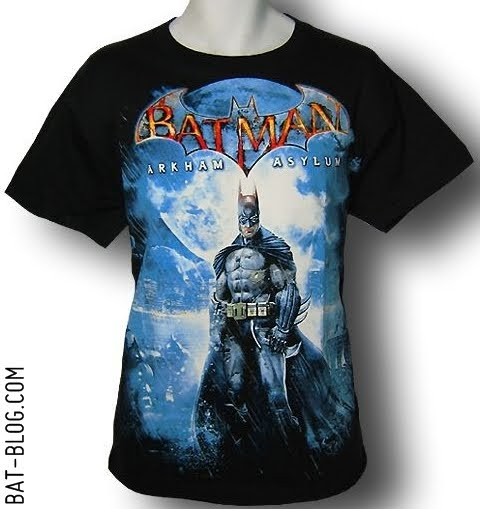 Bat blog batman toys and collectibles new batman for Riddler t shirt with bats