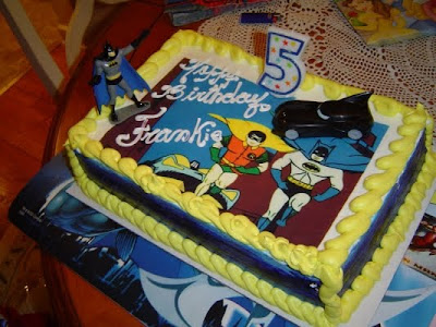 Superhero Birthday Cake on In A Post At The Superhero Parties Website They Did A Story On