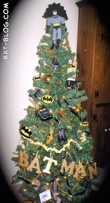 BAT - BLOG : BATMAN TOYS and COLLECTIBLES: BATMAN CHRISTMAS TREE ...