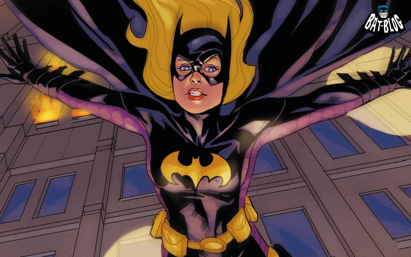 New BATGIRL WALLPAPERS With
